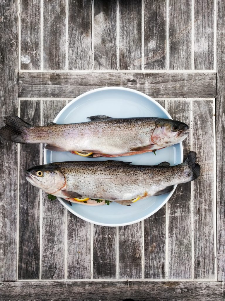 Kaltwasserfische, Omega 3 Fettsäuren