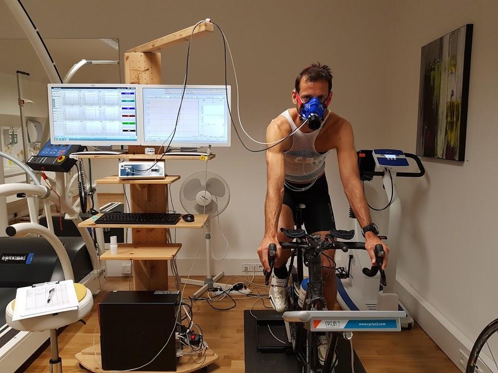 Leistungsdiagnostik im Ironman Training