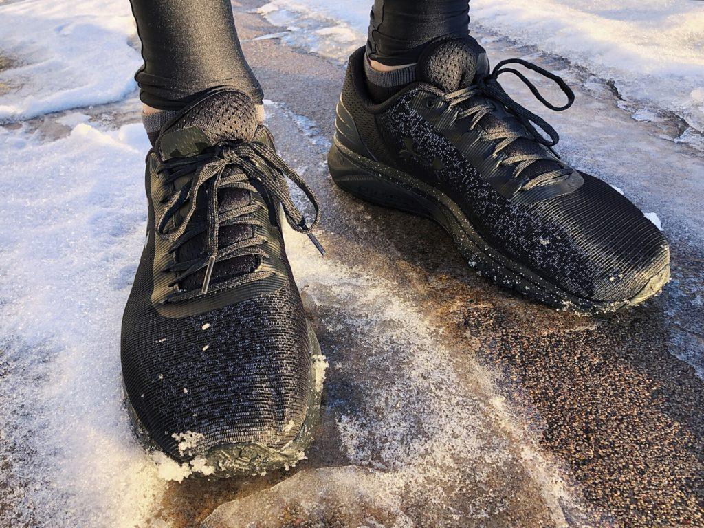 Mit Laufen fit durch den Winter - aber mit der richtigen Ausrüstung!