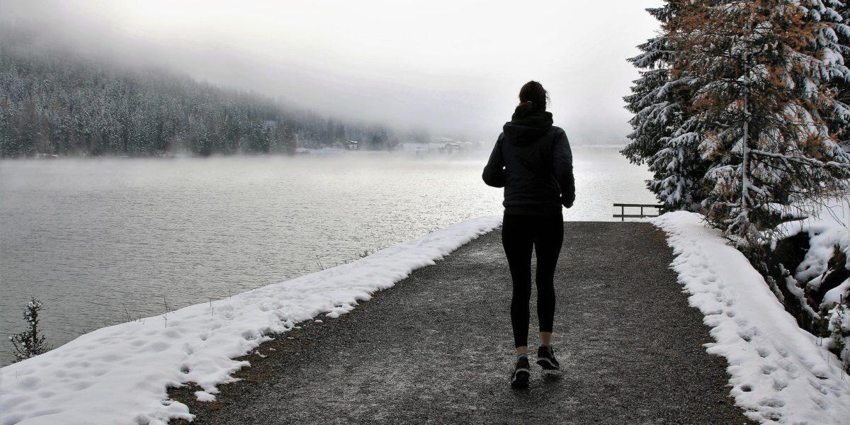 Mit Laufen fit durch den Winter