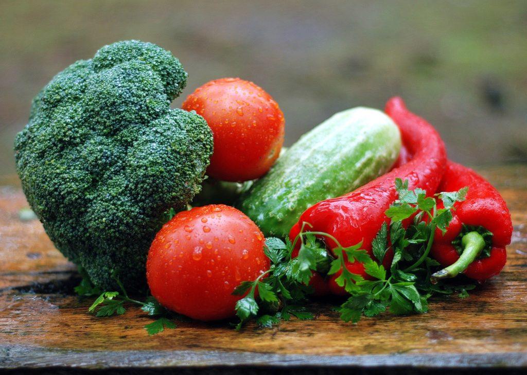 Die 80/20 Regel: 80 Prozent gesundes Essen, 20 Prozent naschen.